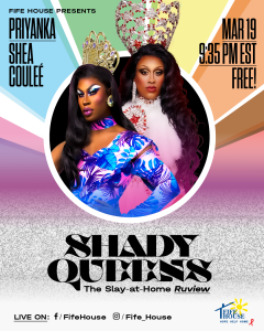 Shady Queens Poster